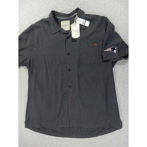 NWT New England Patriots Stitched Camp Shirts
